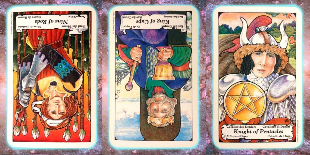 Feb 8 Nines Path Pleiadian Tarot