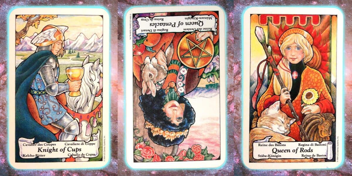 Nine's Path Pleiadian weekly tarot transformation