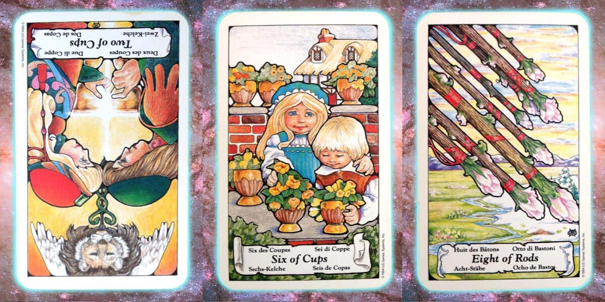 Nine's Path Pleiadian weekly tarot life