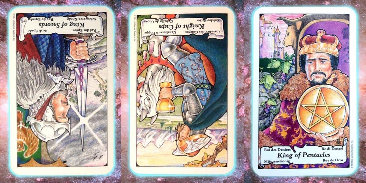 Nine's Path Pleiadian weekly tarot distillation