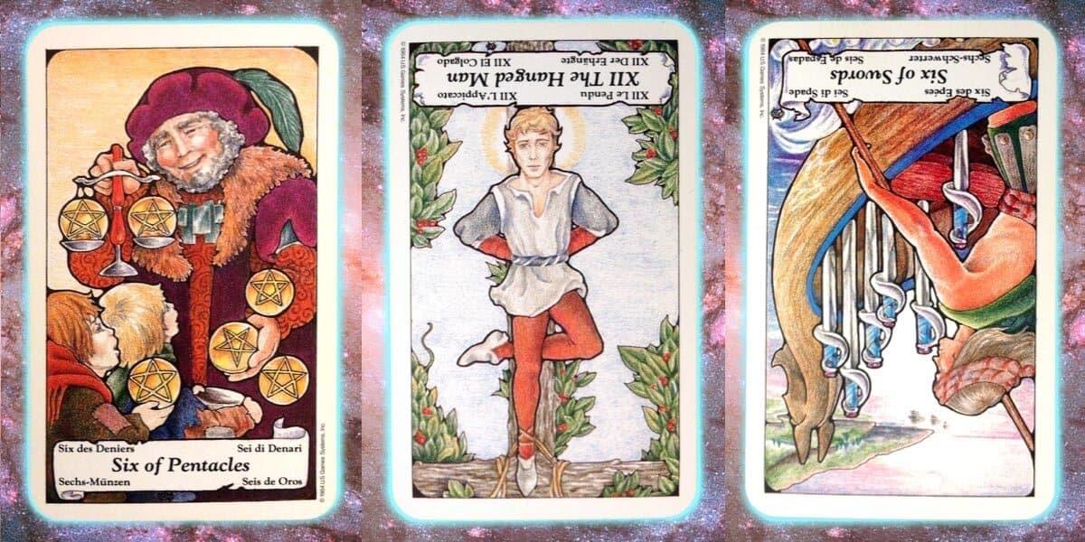 November 8 Nines Path Pleiadian Tarot