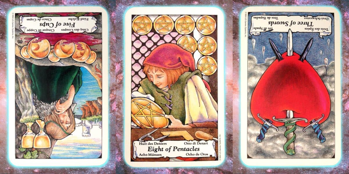 In Love Sacrifice Is A Temporary State Nines Path Pleiadian Tarot