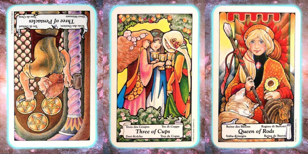Core Gathering In Preparation For Truth Nines Path Pleiadian Tarot