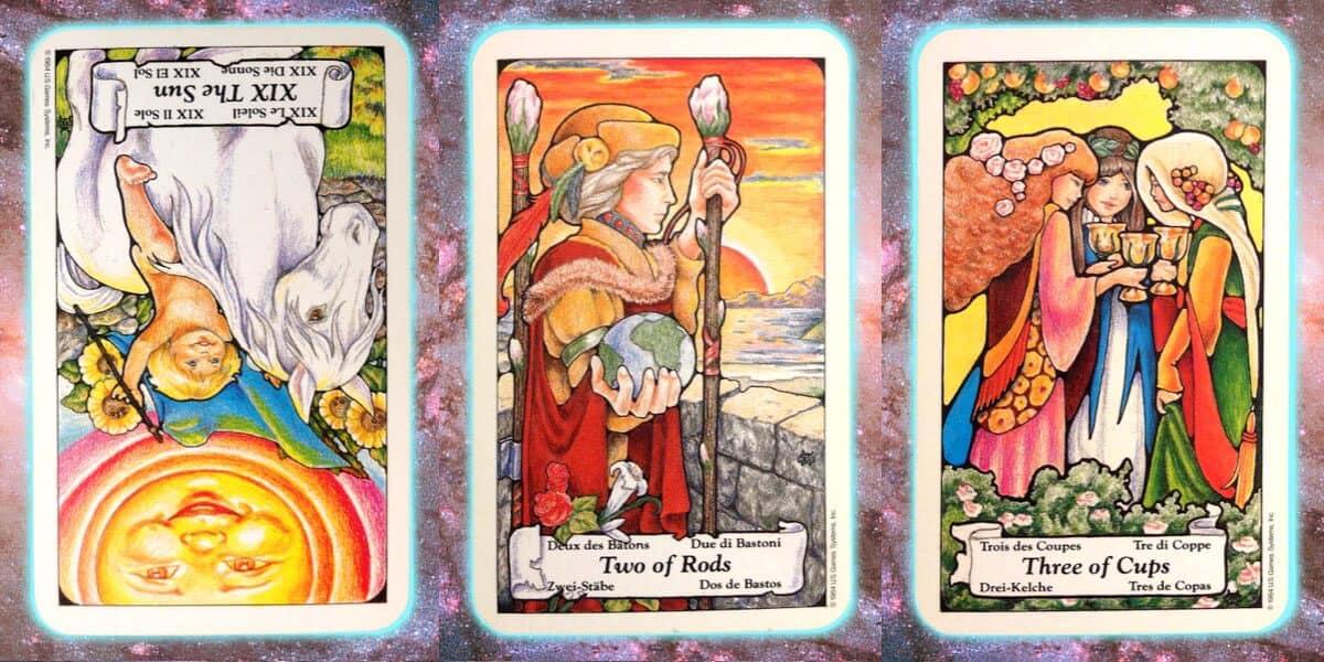 nine's path pleiadian pleadian tarot weekly reading world bold arrival
