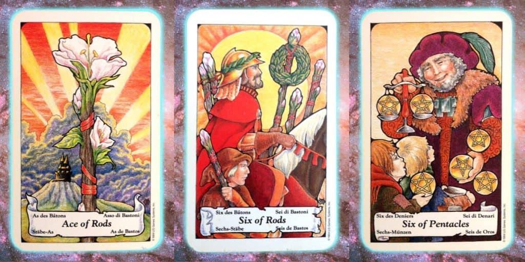 nine's path pleiadian pleadian tarot weekly reading bold arrival