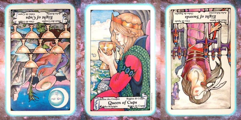 nine's path pleiadian pleadian tarot weekly reading guidance channeled something is missing
