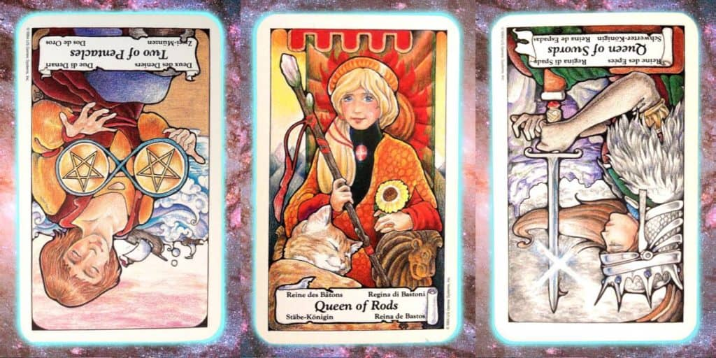 nine's path pleiadian pleadian tarot weekly reading guidance channeled