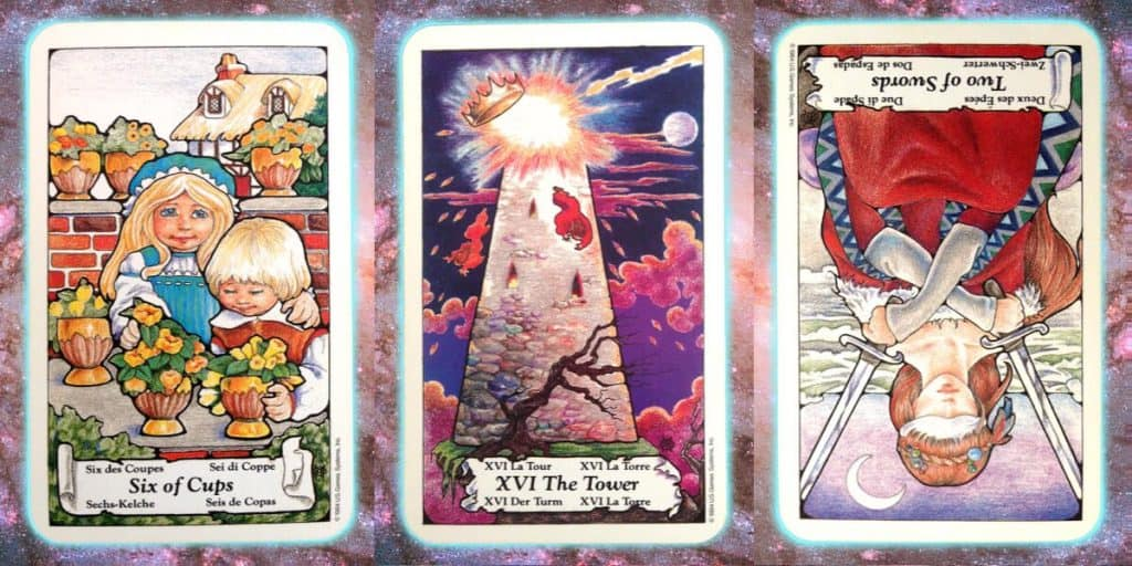 nine's path pleiadian pleadian tarot weekly reading guidance channeled