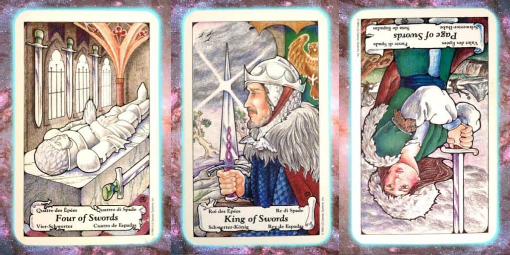 nine's path pleiadian pleadian tarot weekly reading guidance channeled message clarity