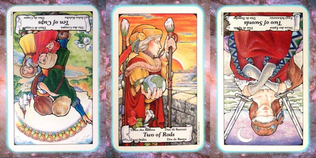 nine's path pleiadian pleadian tarot weekly reading guidance channeled message