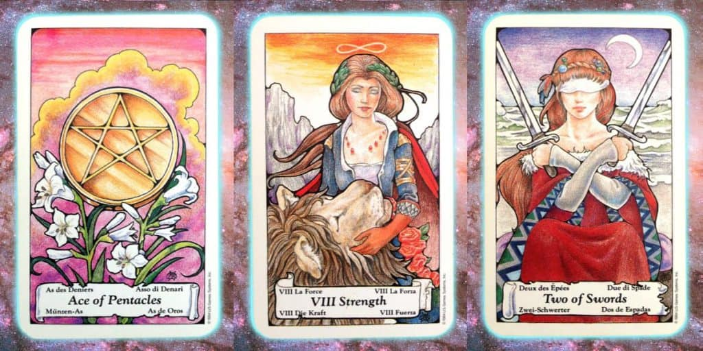 nine's path pleiadian tarot pleadian weekly