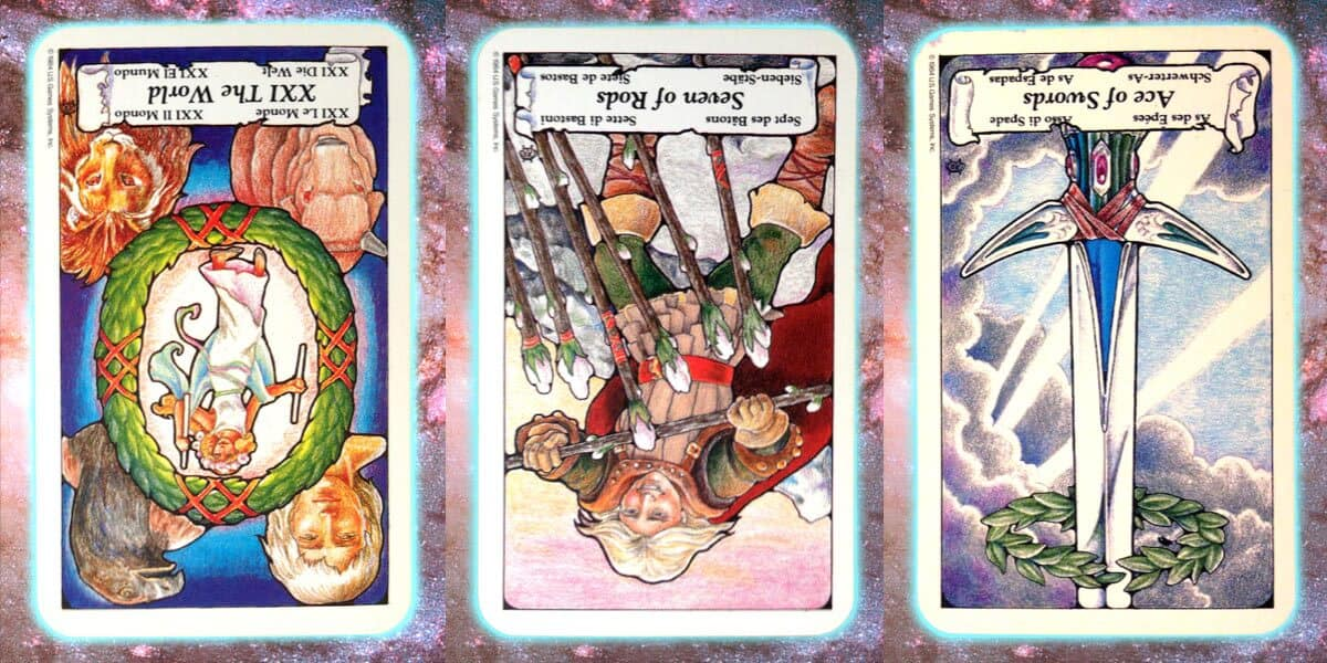 Nine's Path Pleiadian weekly tarot emerge