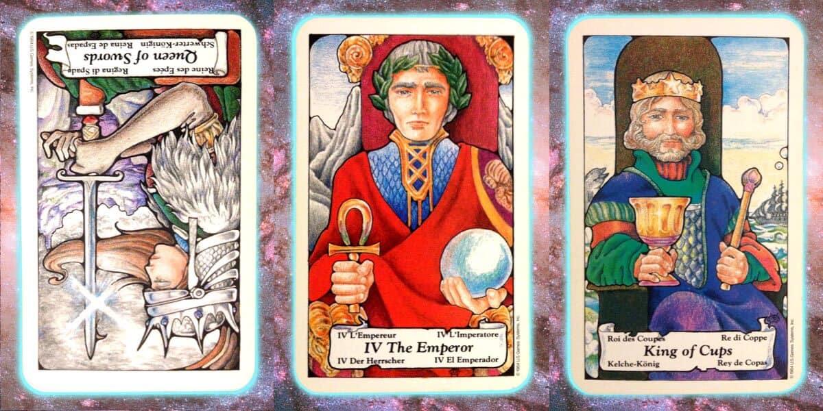 Nine's Path Pleiadian weekly tarot power