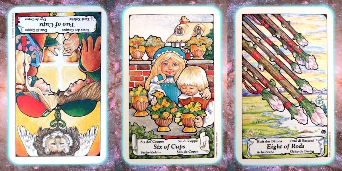 Nine's Path Pleiadian weekly tarot life