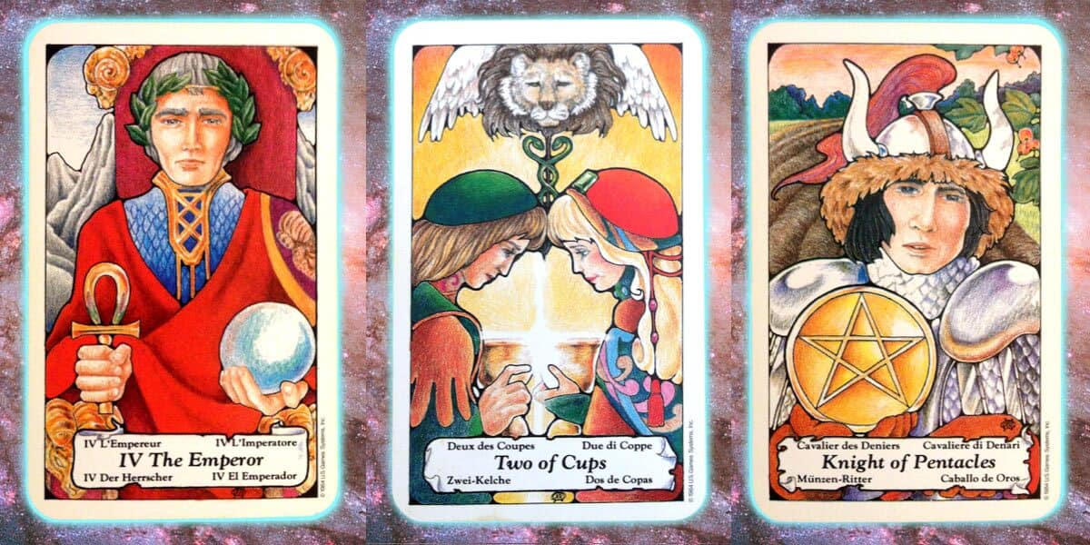 nine's path pleiadian tarot weekly reading