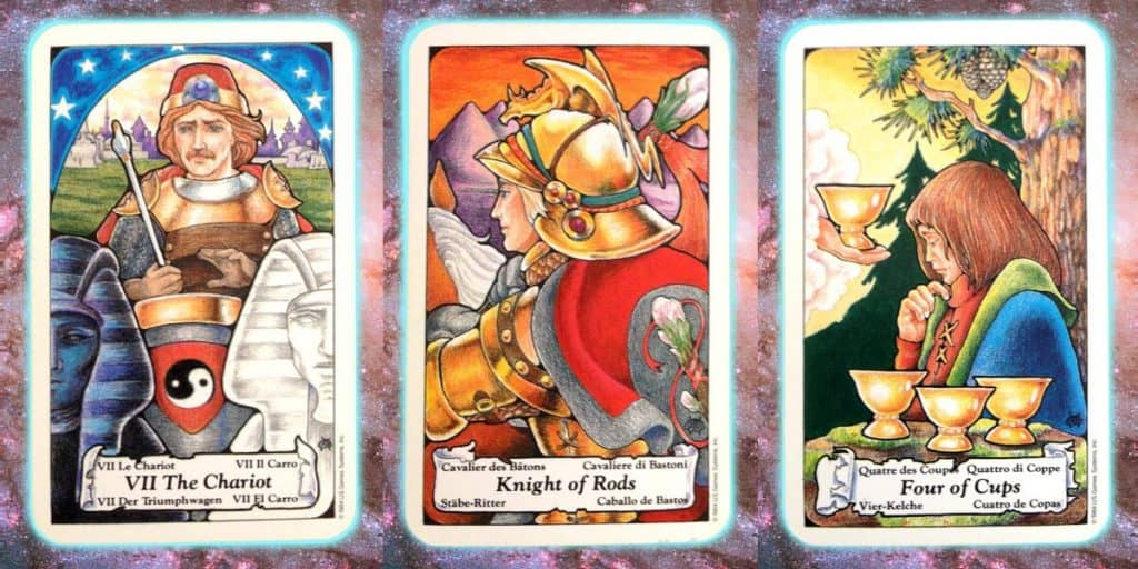 nine's path pleiadian tarot weekly reading evolution