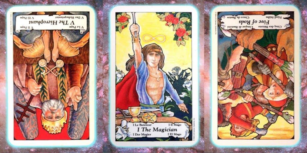 nine's path pleiadian tarot weekly reading