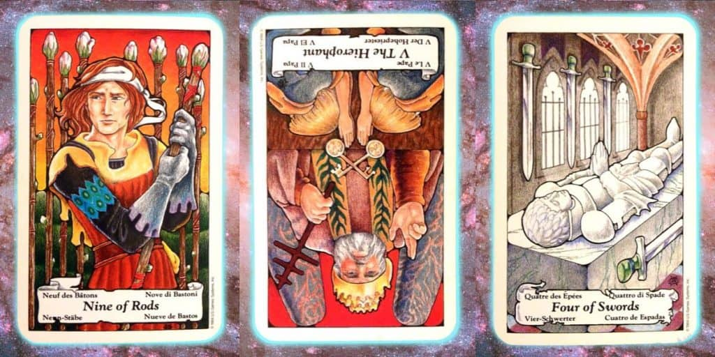 nine's path pleiadian pleadian tarot weekly reading