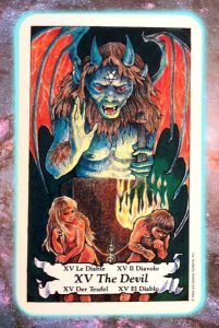 nine's path pleiadian pleadian tarot weekly reading guidance channeled devil trickery
