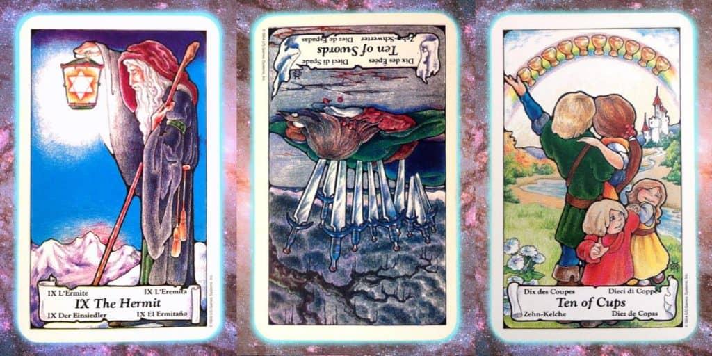 nine's path pleiadian pleadian tarot weekly reading guidance channeled message