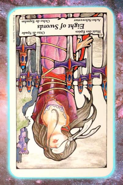 Feel Your Power as Time Shifts   Nine's PathPleiadian Tarot