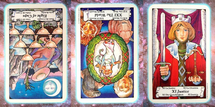ine's Path weekly Pleiadian tarot channeled message, March 29 2019