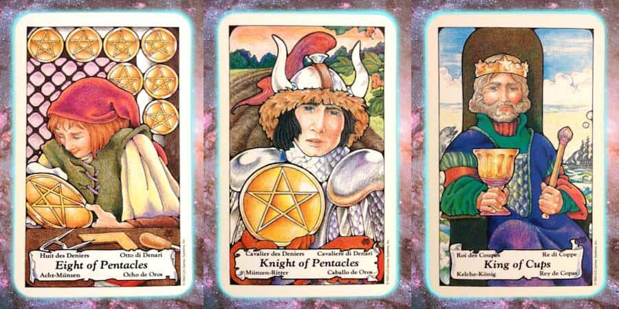 The Future's in Capable Hands | Pleiadian Tarot Pleiadian Tarot