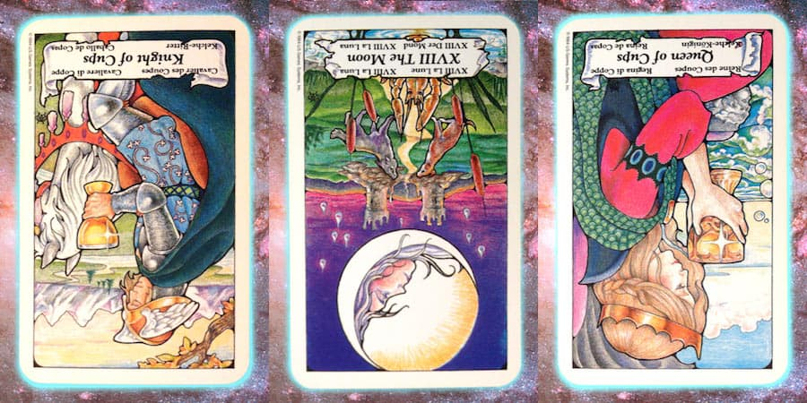 Pleiadian tarot Nine's Path weekly channeled message